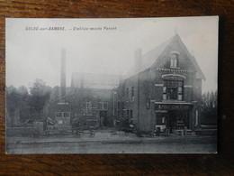 Solre-sur-Sambre Vers 1910 Etablissements Poncet (Poucet-Charloteaux) / Façade Commerce - Erquelinnes