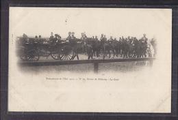 CPA 51 - BETHENY - Manoeuvres De L'Est 1901 - Revue De Bétheny - Le Czar ( Tsar ) - ANIMATION Attelage RUSSIE - Bétheny