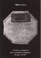 POSTE ITALIANE Targa D'impostazione In Pietra XVIII Secolo - Poste & Postini