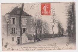 Saint Ay, Route De Meung - France