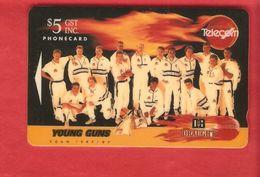 NEW ZELAND  GPT Card  SPORT - Sport