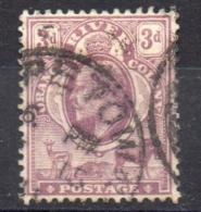 ORANGE ( POSTE ) : Y&T  N°  42   TIMBRE  BIEN  OBLITERE . - África Del Sur (...-1961)