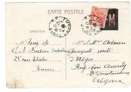 8044 - Entier  Pétain Surchargé - Marcophilie (Lettres)