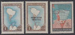 Argentina Antarctica 3v ** Mnh (40794) - Argentinië