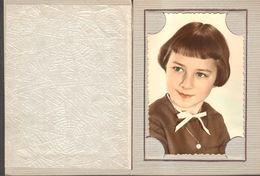 Photographie - Originales - Souvenir D'enfant - Fillette - Fille - Personnes Anonymes