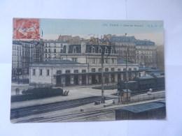 PARIS GARE DE REUILLY - Stazioni Con Treni