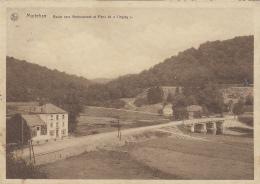 """Belgique - Mortehan - Route De Herbeumont Et Pont De """"lInglay"""" - Bertrix"""
