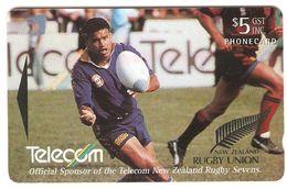 NEW ZELAND  GPT Card - RUGBY - Sport