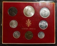 VATICAN CITY Vaticano Vatikan 1964 Divisionale Ufficiale - Vaticano