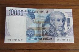 10000 Lire Italie - [ 2] 1946-… : République
