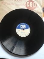 CGD  -  1951. Serie  PV 1732.  Teddy Reno, Lelio Luttazzi - 78 Rpm - Gramophone Records