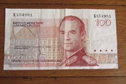 Italie 50 Lire - Luxembourg