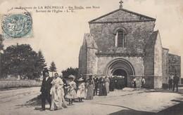 CPA - Ste Soulle - Une Noce Sortant De L'église - Environs De La Rochelle - Other Municipalities