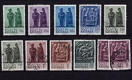 (1) KATANGA Konvolut/Lot (PDXLO-1-10) - Katanga
