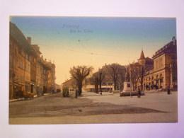 FRIBOURG  :  Rue Du  TILLEUL  -  Carte Couleur   XXX - FR Fribourg