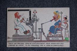 Illustrateur, Humoristique : Voilà Une Machine Spécialement Conçue .... - 1900-1949
