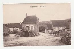 Rotalier.39.Jura.La Place. - Francia
