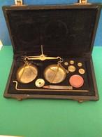 Balance Ancienne Bijoutier Pour Peser L'or - Outils