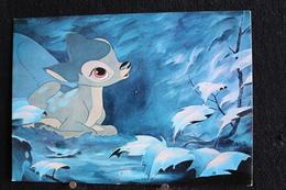 T-D, N°19 / Carte Postal Humoristique-Walt Disney Productions  - (Personnages- Banbi ), Le Jeune Banbi - Disney