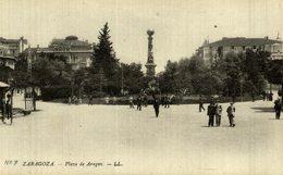 ZARAGOZA - Nº 7 PLAZA DE ARAGON LL - Zaragoza