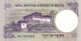 BHUTAN P. 29 10 N 2006 UNC (2 Billets) - Bhoutan