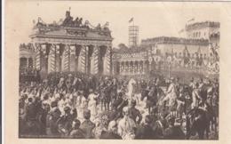 AK - Rotes Kreuz Karte - Einzug D. Truppen In Berlin - 1911 - Rotes Kreuz