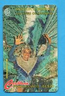ANTIQUA & BARBUDA  Magnetic GPT Phonecard 181CATB - Antigua And Barbuda