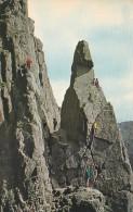 ROCK CLIMBING -GT. GABLE - THE NEEDLE - Climbing