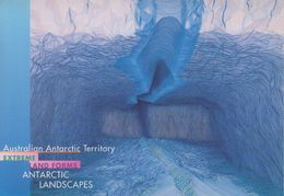AAT 1996 Landscapes/Landforms Presentation Pack ** Mnh (40798) - Australisch Antarctisch Territorium (AAT)