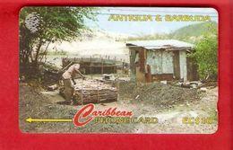 ANTIQUA & BARBUDA  Magnetic GPT Phonecard 97CATC - Antigua And Barbuda