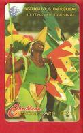 ANTIQUA & BARBUDA  Magnetic GPT Phonecard 181CATC - Antigua And Barbuda