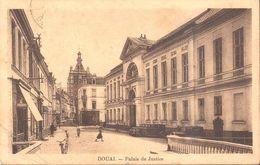 CPA - France - (59)  Nord - Douai - Palais De Justice - Douai