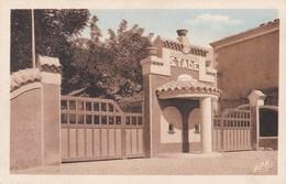 CARPENTRAS - VAUCLUSE - (84) -  PEU COURANTE CPA.DE 1941. - Carpentras