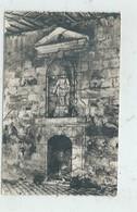 Sainte-Geneviève-des-Bois (91) : La Statue De Sainte-Geneviève Dans La Grotte En 1950  PF. - Sainte Genevieve Des Bois