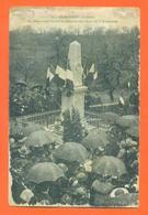 """CPA 23 Saint Alpinien """" Le Monument élevé à La Mémoire Des Morts De Morts De La Commune - Rare CPA - LJCP 62 - Otros Municipios"""