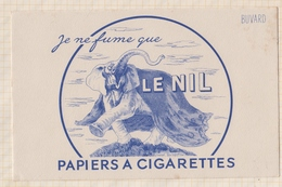 8/36 BUVARD PAPIERS A CIGARETTES LE NIL ELEPHANT - Tabac & Cigarettes