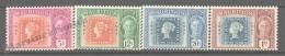 Maurice - Mauritius - Mauricio 1948 Yvert 215-18, Centenary Of Post Office - MNH - Mauritius (1968-...)