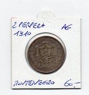 Montenegro - 1910 - 2 Perpera - Argento - (MW1526) - Monete