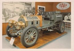 """Itala 35-45 HP """"Pechino-Parigi"""" Raid 1907 - Museo Automobile Carlo Biscaretti Di Ruffia - Torino - Musei"""