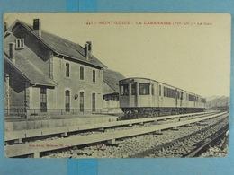 Mont-Louis La Cabanasse La Gare - Francia