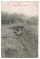 Autun - 19° De Ligne Dans Une Tranchée - Instruction De La Classe 1914 - Autun