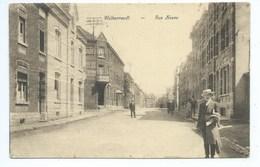 Welkenraedt Rue Neuve ( Timbres De Surtaxe - Très Légère Pliure Coin Inférieur Gauche  ) - Welkenraedt