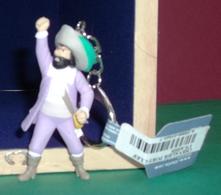 Tintin : Porte-clef Du Chevalier De Haddock - Personnages