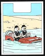 Tintin : Ancien Cahier D'école Tintin Vierge ( Sans écritures à L'intérieur ). - Supplies And Equipment