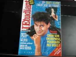 L'INFORMATION POUR CHOISIR - L'ETUDIANT No 68 D' Octobre 1986 - Livres, BD, Revues