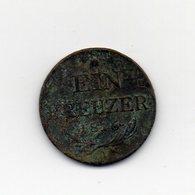 """Austria - 1816 - """"A"""" - 1 Kreuzer - (MW1527) - Austria"""