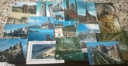 100 CARTOLINE VARIE VIAGGIATE E NO    (110) - 100 - 499 Cartoline