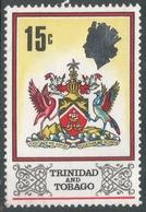 Trinidad & Tobago. 1969 Definitives. 15c MH. SG 346 - Trinidad & Tobago (1962-...)