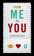 USA, 2015, Scott #4978, From Me To You, MNH, VF - Unused Stamps