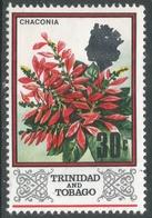 Trinidad & Tobago. 1969 Definitives. 30c MH. SG 349 - Trinidad & Tobago (1962-...)